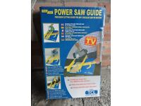 TCL power saw guide