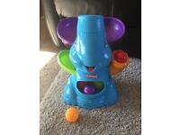 Playskool Poppin' Park Elefun Busy Ball Popper