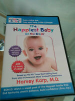 The Happiest Baby on the Block (DVD) By Dr.Karp