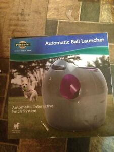 Petsafe automatic ball launcher for dogs