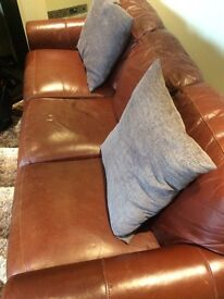 Reduced to sell! Don't miss out! Sofa and armchair
