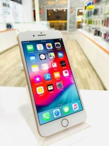 Apple iphone 8 plus 256gb gold with warranty