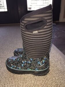 Girls Size 13 Bogs Winter Boots