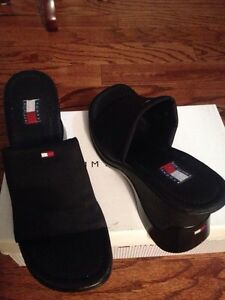 Tommy Hilfiger Wedge Sandals Size 9