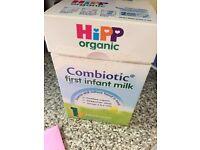 Hipp infant formula milk