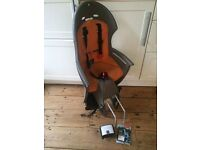 USED - Hamax Smiley Childs Bike Seat