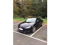 Black Audi TT 3.2 V6 Quattro