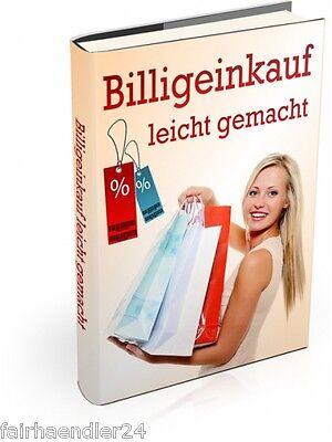 Shopping Billig (BILLIG EINKAUFEN LEICHT GEMACHT KAUFEN EINKAUF BILLIGEINKAUF DOKU MRR SHOPPING)