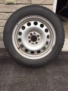 Mini Cooper winter tires 400$
