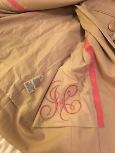 Juicy Couture Trench Coat  London Ontario image 4