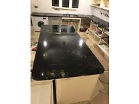 HALF PRICE SALE GRANITE MARBLE QUARTZ WORKTOPS and GLASS SPLASHBACKS....
