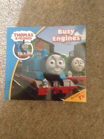 Brand new/sealed set of 10 Thomas the tank engine books