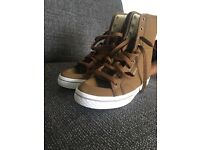 Adidas high tops size 5