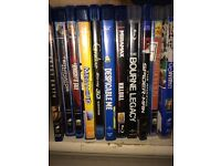 Blu ray movies cheap collection