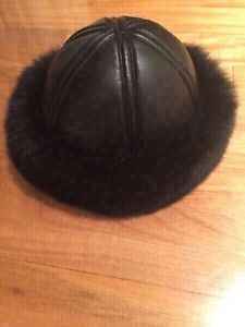 Fur winter hat for women/girls