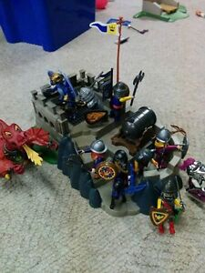 Playmobil Castle with knights