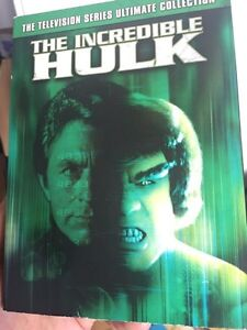 The Incredible Hulk TV series 6CD collection