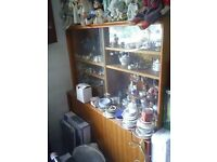 GLASS CABINET ( FREE )