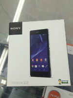SONY XPERIA Z2 BLACK (out of Canada)  Brand new never used seale
