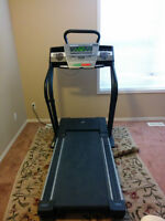 Barely Used 10 Speed Treadmill with Incline & a Large Belt