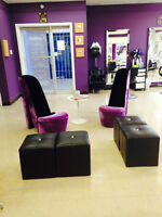 Beautiful nail bar/ full service spa for sale