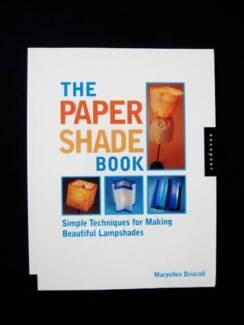 Paper Shade Book [Lampshades] - Maryellen Driscoll