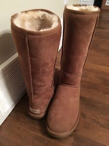 Great deal!! New Authentic UGG classic II Tall - Size 10