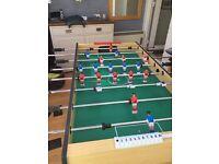Folding Table Football Game