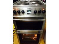 £85 BEKO ELECTRIC COOKER WITH DOUBLE OVEN