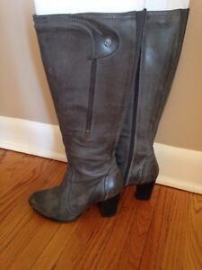 Leather Blondo Boots