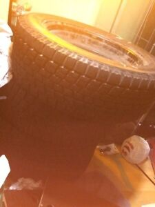 Winter Tires 215/55R17 94Q BARELY USED