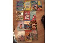 Good selection of girls books