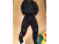 Motorcycle leathers 2pc RST