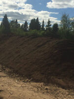 Seasoned Compost Topsoil Thunder Bay its Ward Contracting.