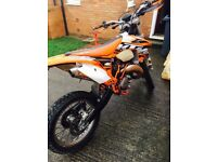 KTM 125cc EXC 2013 *ROAD LEGAL*