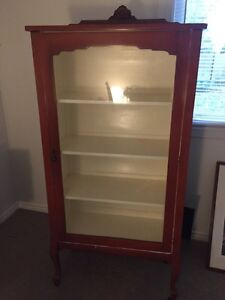 China / Glass Display cabinet