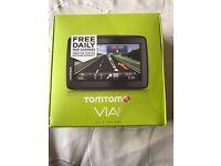 Brand new sealed satnav TOMTOM navigation system car sat nav