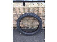 """14"""" pit bike tyre"""