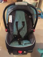 Coquille graco snug ride clic connect