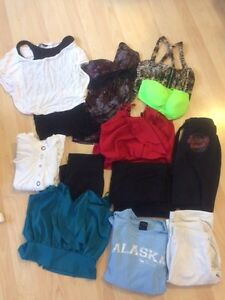 Assorted clothes  Prince George British Columbia image 1