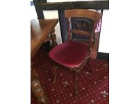 Bistro / pop-up / coffee shop / vintage tea room CHAIRS (31 available)