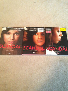 Scandal Seasons 1 & 3 Strathcona County Edmonton Area image 1