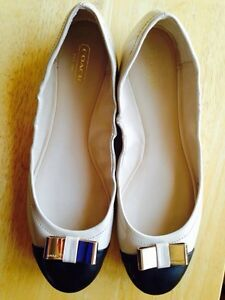 Coach shoes size 9.5 Peterborough Peterborough Area image 4