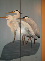 Picture of Blue Herons