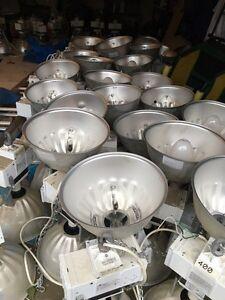 High Bay Lighting- 400watt Metal Halide type 'O' bulbs