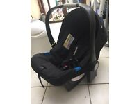 car seat from mothercare buggy as new