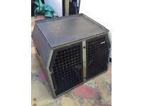 Trans k9 dog box