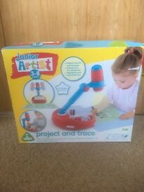 ELC PROJECT & TRACE SET WITH BOX