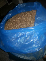 12lb of Corrigated Cardboard Shavings Excellent Animal Bedding!