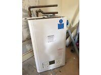 British Gas 330+ boiler